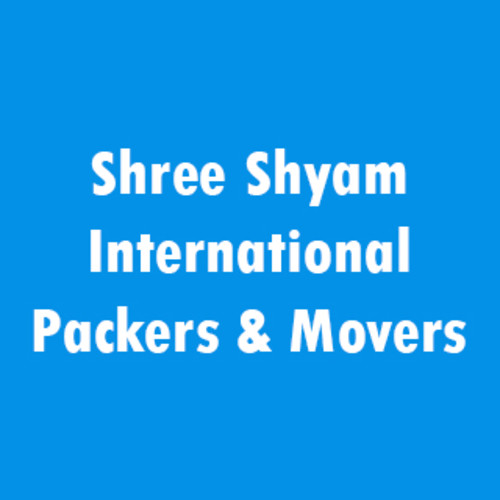 Shree Shyam International Packers And Movers