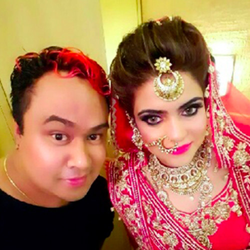 Rohit Singh - Bollywood Makeup Artist