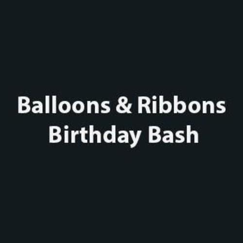 Balloons And Ribbons Birthday Bash
