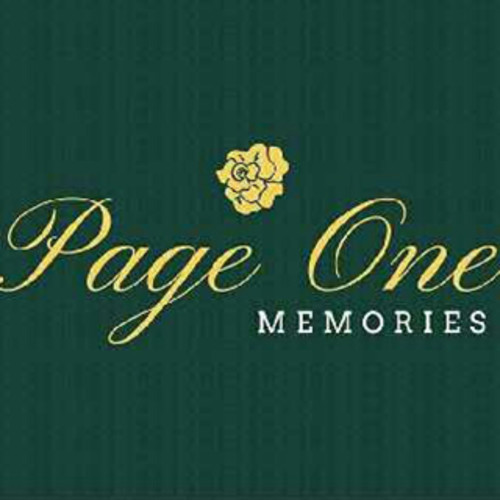 Page One Memories