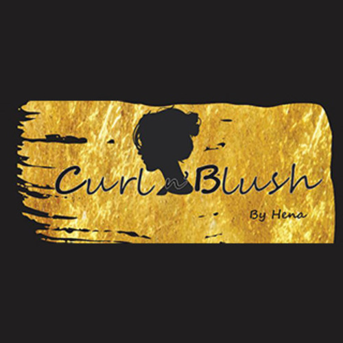 Curl n Blush by Hena