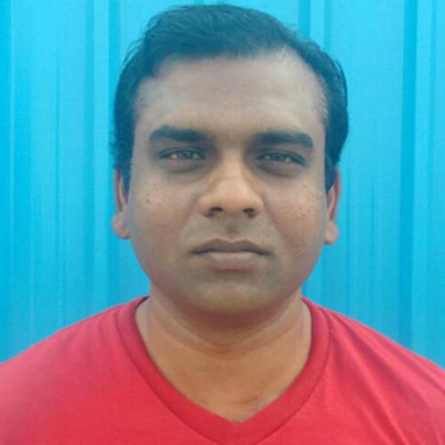 MP Chandrasekar