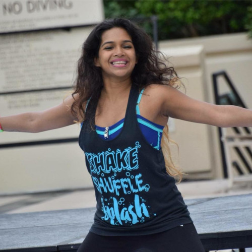 Zumba Fitness with Natalie