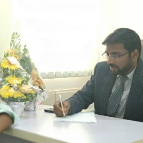 Dr. Sarvesh Rathod