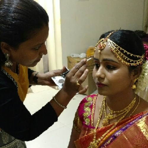 Tiara Bridal Makeup Studio