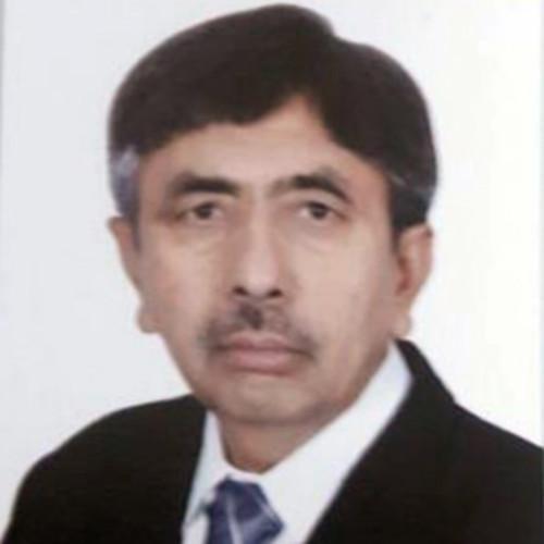 Mahesh P. Prajapati