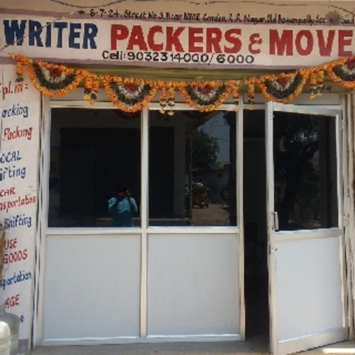 Writer Packers and Movers Pvt. Ltd.
