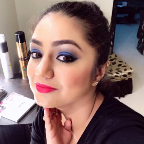 Aman Sandhu Makeup