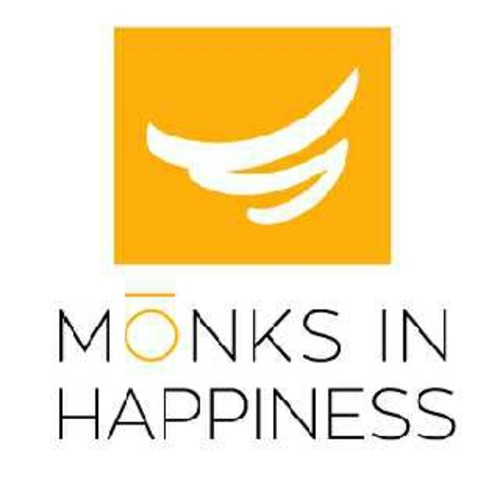 Monks In Happiness