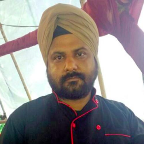 Makhlinder Singh Mangar