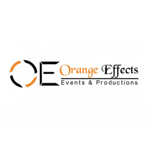 Orange Effects Events And Productions