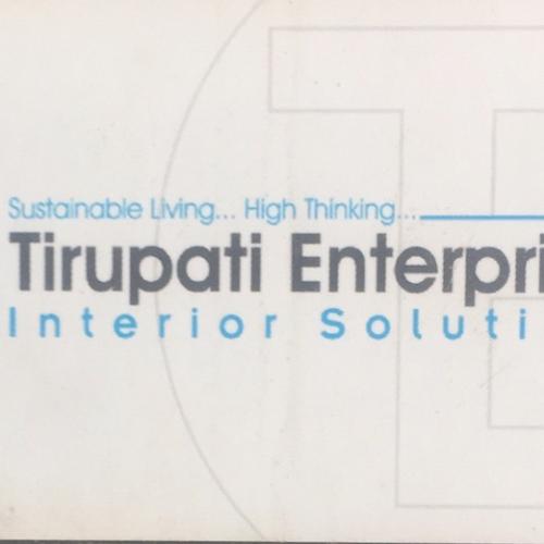 Tirupati Enteprises Interior Solutions