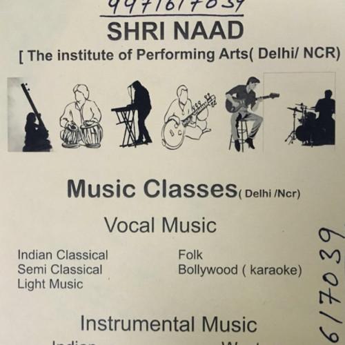 Shri Naad Music