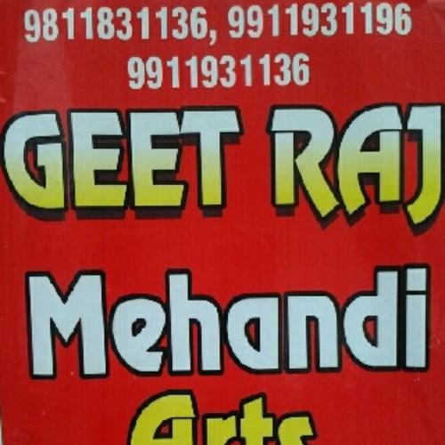 Raj mehandi arts