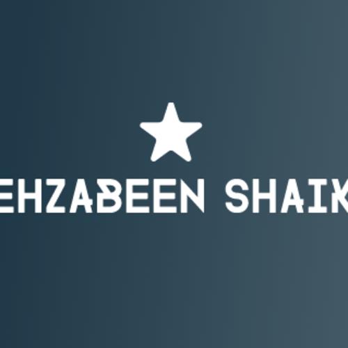 Mehzabeen Shaikh