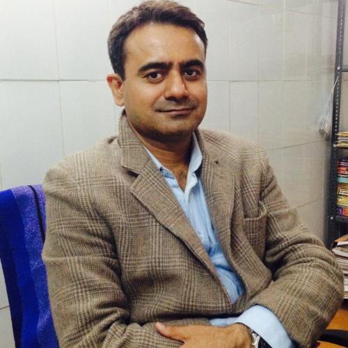 Manoj Kumar Tiwari