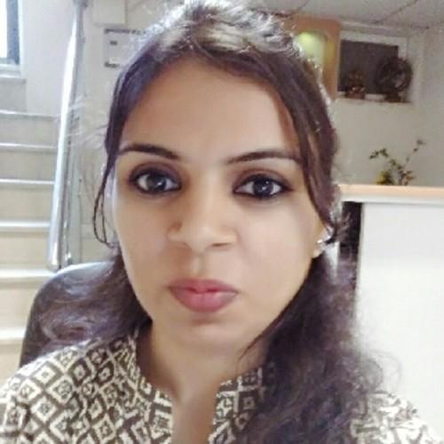 CS Geetika Mongaa