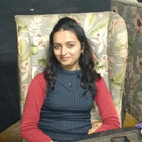 Charvi Trivedi