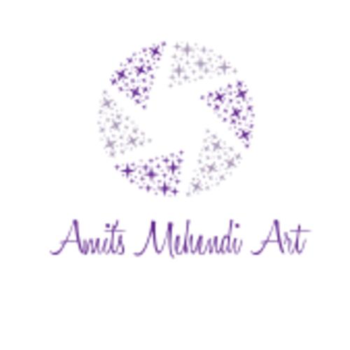 Amit's Mehendi Art