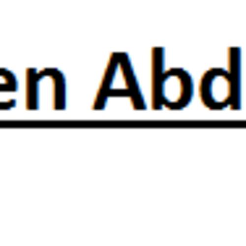 Mohideen Abdul Kader