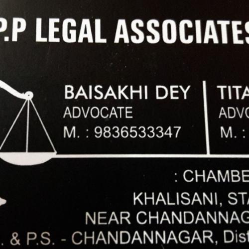 P P Legal Associate