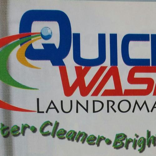 Quickwash laundry