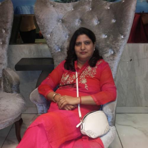 Urvashi Gupta