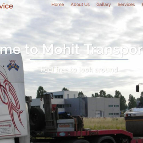 Mohit Transport Service