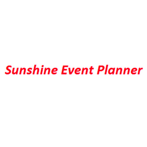 Sunshine Event Planner