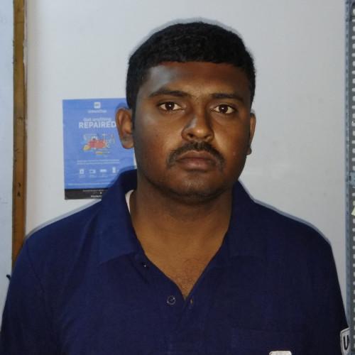 Dhruva Kumar C