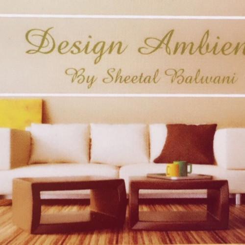 Design Ambience by Sheetal Balwani
