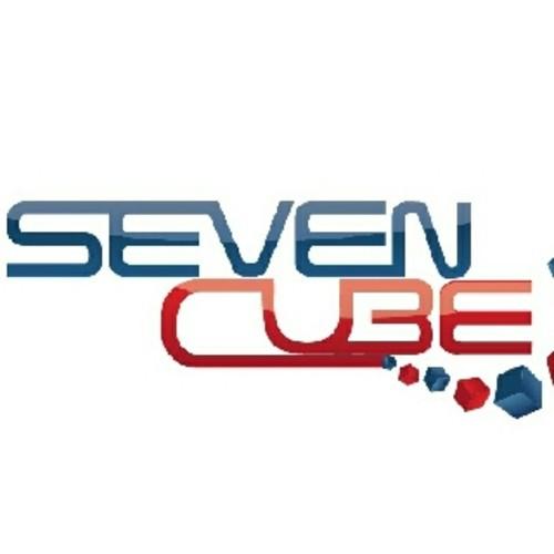 seven cubes