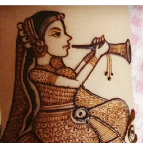 Anitha Mehendi Artist