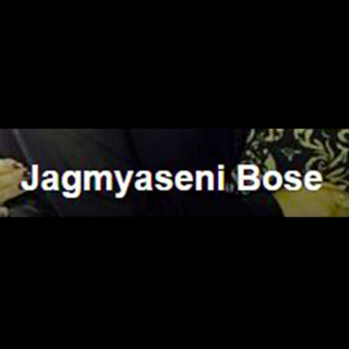 Jagmyaseni Bose
