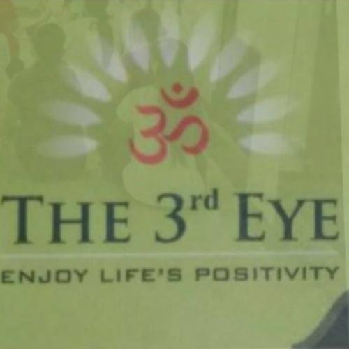 Om the third eye yoga class
