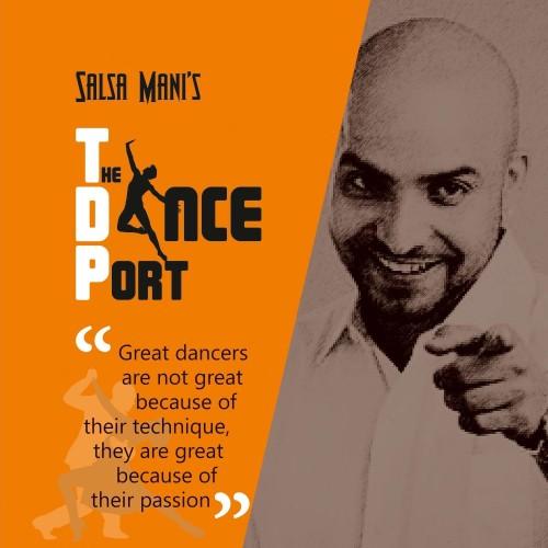 Salsa Mani's The Dance Port