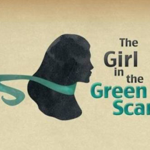 Girlinthegreenscarf