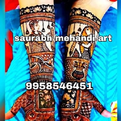 Saurabh Mehendi Artist