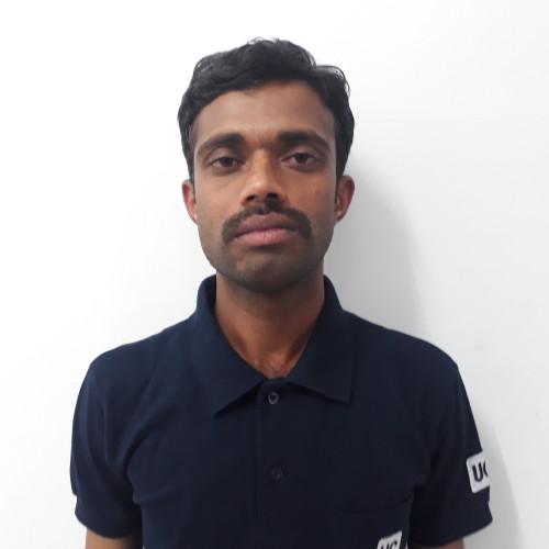 Yogesh Moreshwar Chavan
