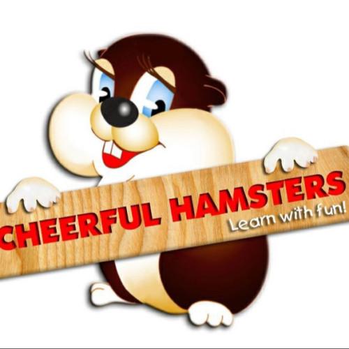 Cheerful Hamster