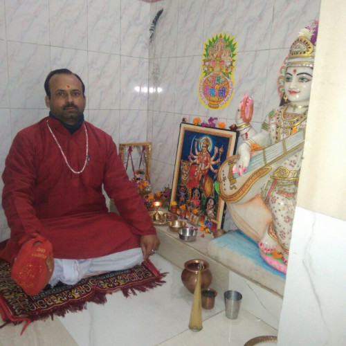 Pandit Vishnu Kant Jha