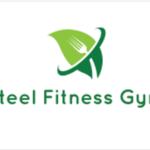 Steel fitness gym