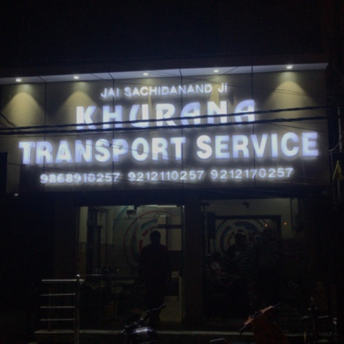 Khurana Packers and Movers