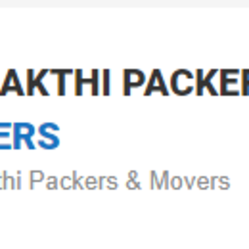 Om Sakthi Packers & Movers