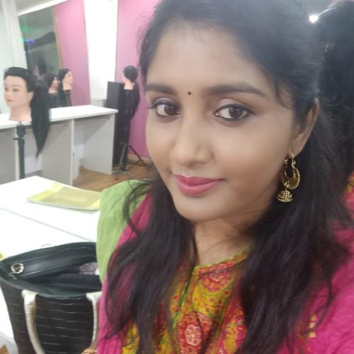 Makeover by Saranya Krishnan
