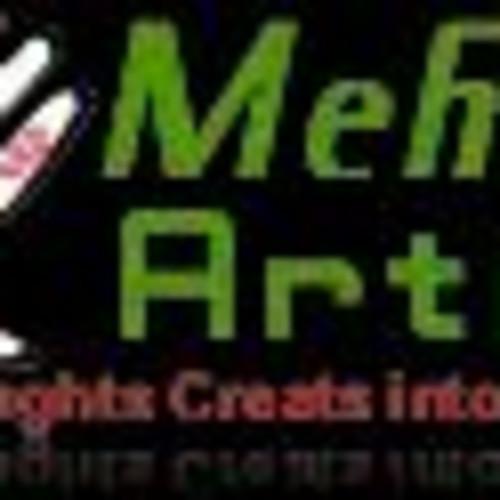Mehndi Artist - Thoughts Creates into Designs