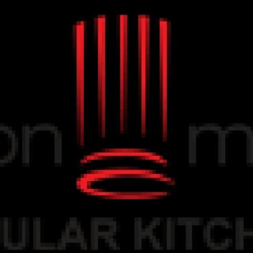 Fusion Maple Modular Kitchen