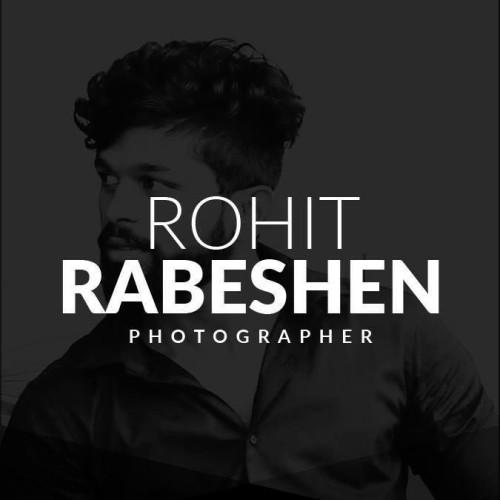 Rohit Rabeshen Photographer