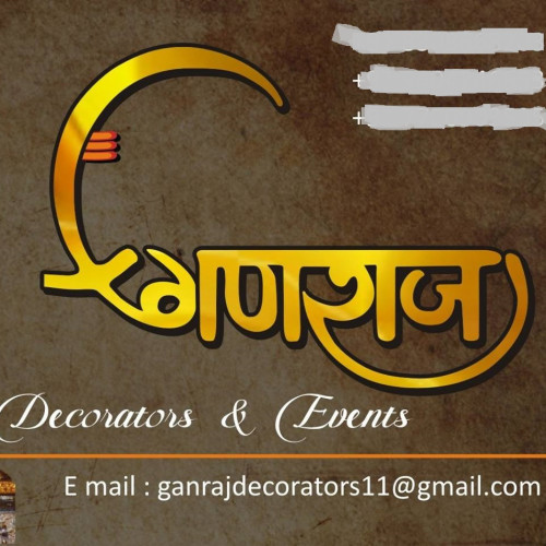 Ganraj Decorators & Events