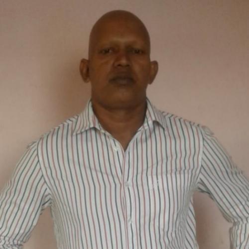 Trainer Mohamed Ali